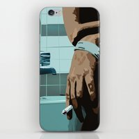 Suicide iPhone & iPod Skin