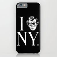 I (Woody) NY iPhone 6 Slim Case