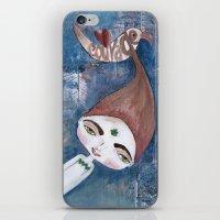 Courage-Bhoomie iPhone & iPod Skin