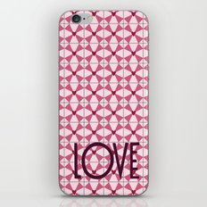KaleidoLove iPhone & iPod Skin