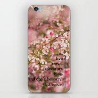 Rules Of Life - Jack Ker… iPhone & iPod Skin