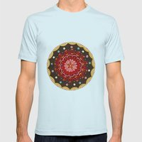 Sol Mens Fitted Tee Light Blue SMALL