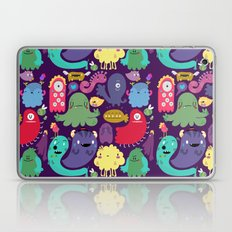 Colorful creatures Laptop & iPad Skin