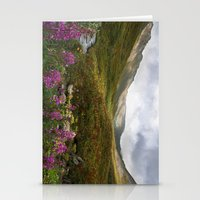 Fireweed & Fall in Alaska  Stationery Cards