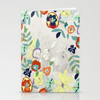 Saturday Florals Stationery Cards