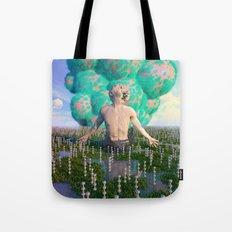 Lost Garden Tote Bag