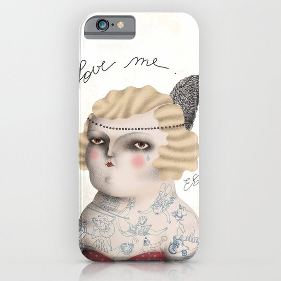 Circus iPhone & iPod Case
