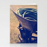 Yardwork Stationery Cards