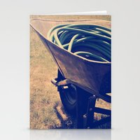 Yardwork Stationery Cards