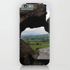 Rock Wall Window iPhone 6 Slim Case