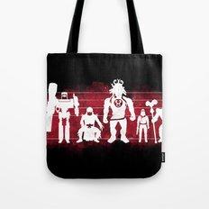 Plastic Villains  Tote Bag