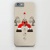 Who loves christmas? iPhone 6 Slim Case