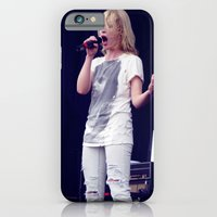 iPhone & iPod Case featuring Metric by Haley Erin
