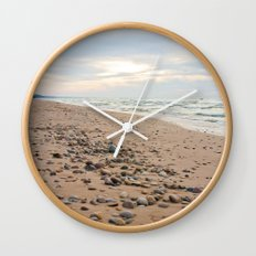 A Stones Throw ... Wall Clock
