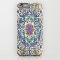 Jungle Kaleidoscope iPhone 6 Slim Case