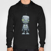 Silly Robot Hoody