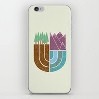 Mountain Crest iPhone & iPod Skin