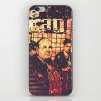 The Sopranos (in Memory … iPhone & iPod Skin