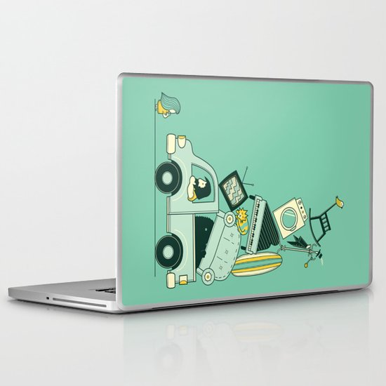 There's still room for one more Laptop & iPad Skin
