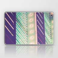 Laptop & iPad Skin featuring Turquoise Neon by Jessica Torres Photo…