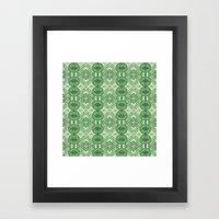 Money Talks Framed Art Print