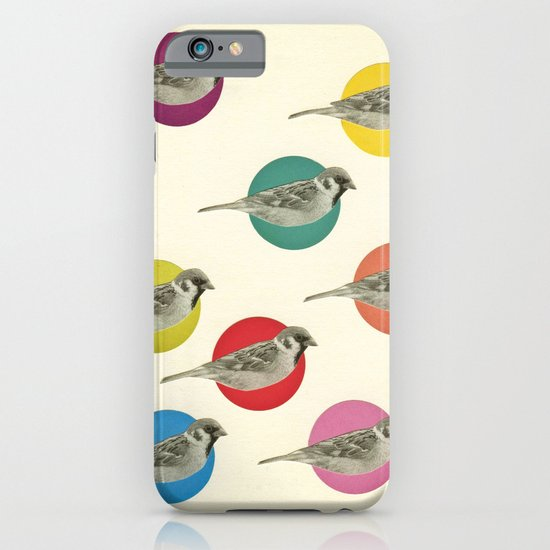 Gathering Sparrows iPhone & iPod Case