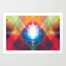 PRYSMIC Art Print
