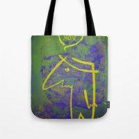 Wth? Man Tote Bag