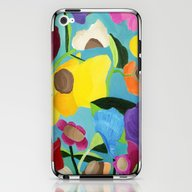 The Dreamy Garden iPhone & iPod Skin