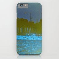 Santa Monica Pier. iPhone 6 Slim Case