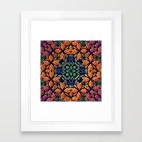 Wreath Framed Art Print