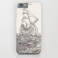 On the sea iPhone 6 Slim Case