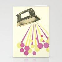Steamy Stationery Cards