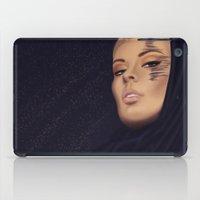 Golden Night iPad Case