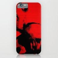 Parasite Oddity (Red Mix) iPhone 6 Slim Case