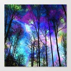 Fantasy Sky Canvas Print