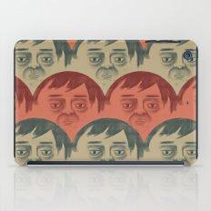 CROWD iPad Case