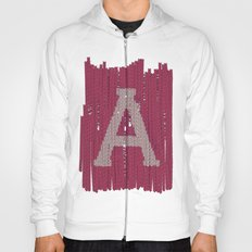 Winter clothes II. Letter A Hoody