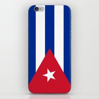 National Flag Of Cuba - … iPhone & iPod Skin
