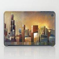 Chicago Sunrise iPad Case