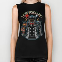 Impersonate! Biker Tank