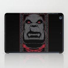 Garrosh iPad Case