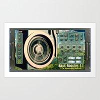 BassBooster Plugin By So… Art Print