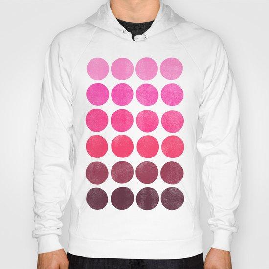 Color Play Pink Hoody