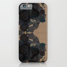 datadoodle kaleidoscope iPhone 6 Slim Case