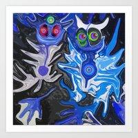 Liberalitas & Moneta Art Print
