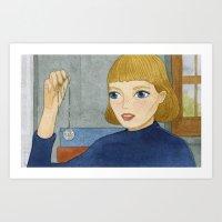 Rosemary's Baby Art Print