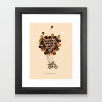 38/52: 1 Thessalonians 5… Framed Art Print