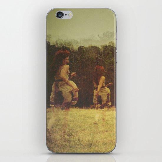 a delicate balance iPhone & iPod Skin