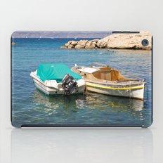 Floating Marseille iPad Case